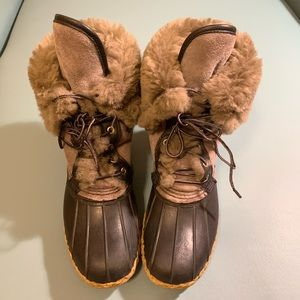 L.L. Bean Women's Signature Wicked Good boots